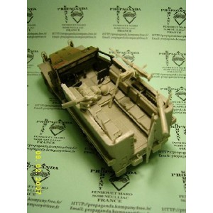 Hull M5 for HT M3 CORGI
